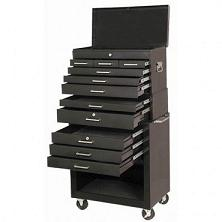 11 drawer rolling storage cart