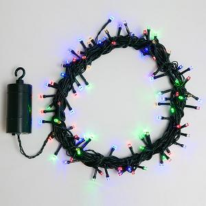 Battery Operated Outdoor Lights for Christmas