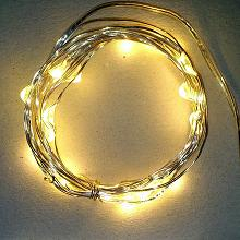 Starry Battery Powered String lights for Outdoor Use