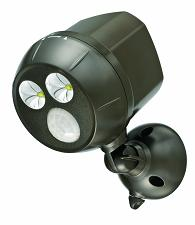 Outdoor Battery Lights for Security - Mr Beams MB390