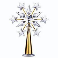 Swarovski Crystal Christmas Tree Topper