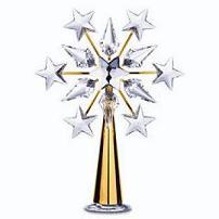 Swarovski Crystal Christmas Tree Topper