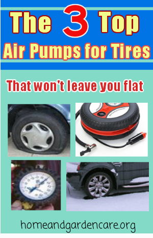 Air Pump for Tires