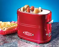 Cheap Red 4 Slice Toaster