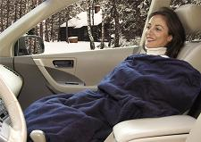 Heated Travel Blanket for Car