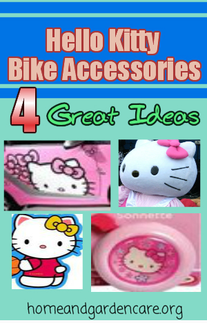 Hello Kitty Bike Accessories