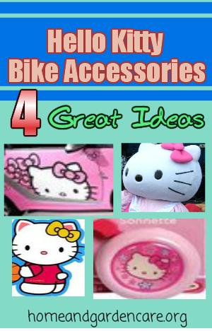Hello Kitty Bike Accessories