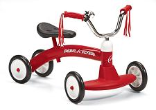 Radio Flyer Toddler Bike