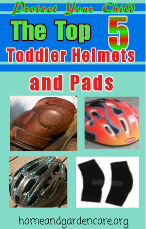 Toddler Helmet and Pads