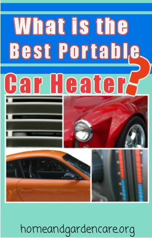 best portable car heater