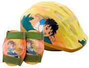 boys bike helmets and pads