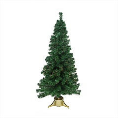 4 Ft Pre Lit Christmas Tree