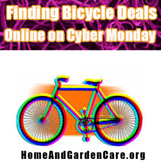 Bicycle Deals Online on Cyber Monday