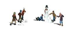 Christmas Village People