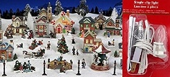 Complete Christmas Village Sets Product