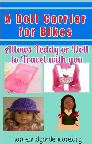 Doll Carrier for Bike