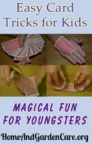 Easy Card Tricks for Kids