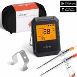 Smart Bluetooth Food Thermometer With 2 Probes